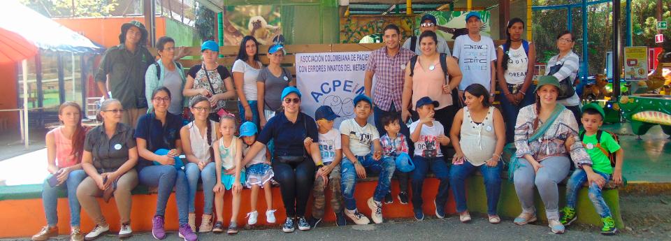 Feliz dia de las enfermedades raras en Medellín